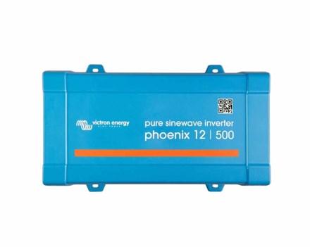 Phoenix Omvormer 12V / 375W VICINV12V500W