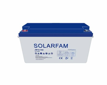 Solarfam AGM Accu 150Ah (12V)
