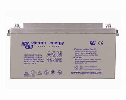 Victron AGM Accu 130Ah (12V) M8 Insert VICBAT12V165AH-M8-INSERT