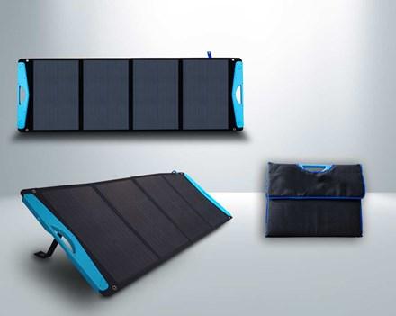 Opvouwbaar zonnepaneel Faraday Portable 120Wp FAR-PRT4X30W20V