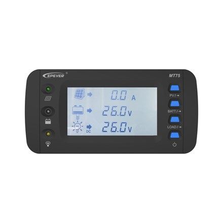 MT-75 Monitor IPower Plus Omvormer