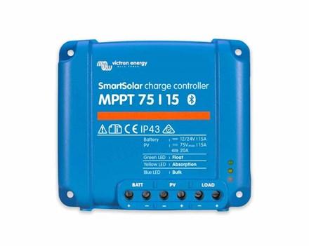 Victron SmartSolar MPPT 100/15 VIC-SS-7515