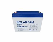 Solarfam AGM Accu 100Ah (12V)