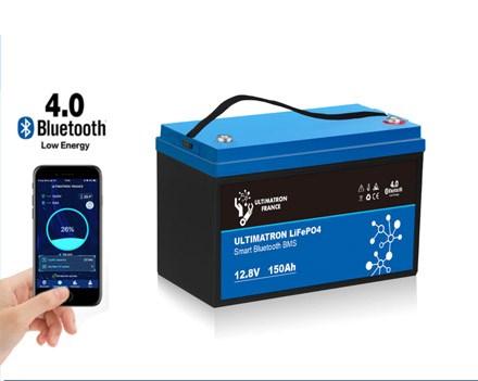 Ultimatron LiFePO4 Smart Lithium 100Ah (12.8V) LFP12.8-150A