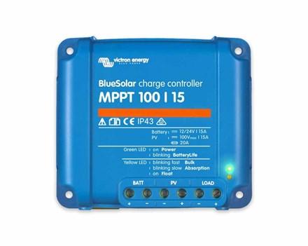 Victron BlueSolar MPPT 75/15 VIC-BS-10015