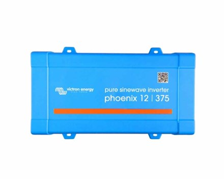 Phoenix Omvormer 375W 12V