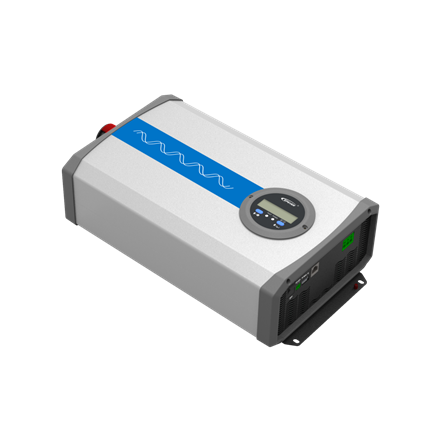 IPower Plus Omvormer 2000W 24V