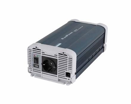 PurePower Omvormer 12V/600W PPI1000-212