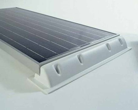 Solara hoeksteunen (4 stuks) SOL-SPOILER-HS45W