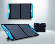 Opvouwbaar zonnepaneel Faraday Portable 60Wp FAR-PRT2X30W20V