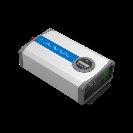 IPower Plus Omvormer 2000W 12V