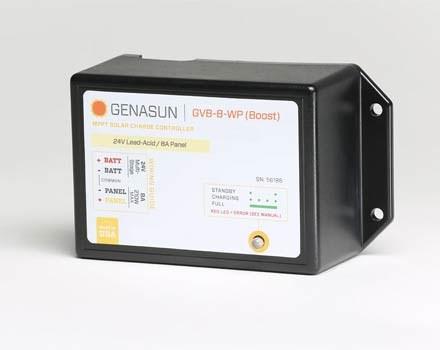 Genasun GV-Boost 24V MPPT (lood) 85043120