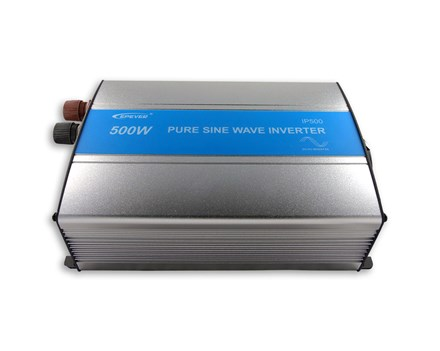 EPEver iPower Zuivere Sinus Omvormer 12V/350W EPE-IP500-12