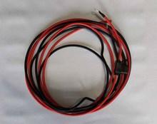 Accukabelset (4mm²) 2 x 3 meter met 15A zweefzekering