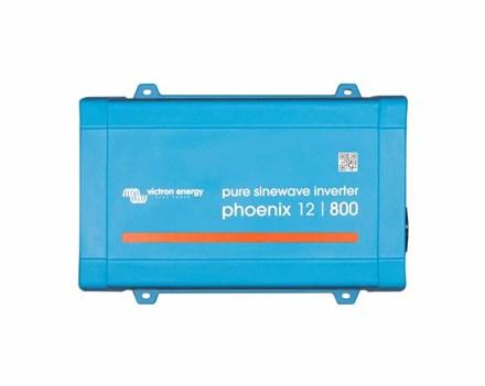 Phoenix Omvormer 800W 12V