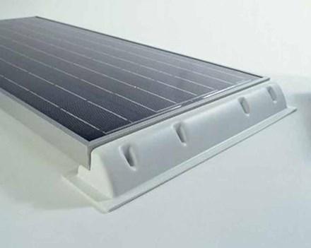 Solara hoeksteunen (4 stuks) SOL-SPOILER-HS35W