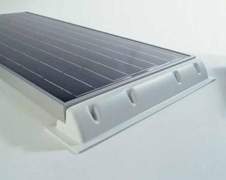 Solara hoeksteunen (4 stuks) SOL-SPOILER-HS55W